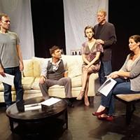 Three Bone Theatre's <i>Seminar</i> sets up shop in Spirit Square