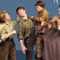 Review of Children's Theatre of Charlotte's <i>The Best Christmas Pageant Ever: The Musical</i>