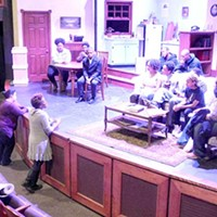 Theatre Charlotte Brings Back 'Cultural Litmus Test' <i>A Raisin in the Sun</i>
