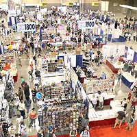 Do You Still Got the Jive to Handle Three Days of HeroesCon Comic Book Bliss?