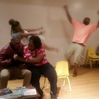 Playwright Provides Powerful Medicine in Uncertain World