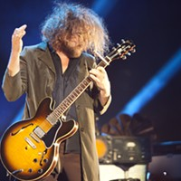 Rain doesn't dampen My Morning Jacket's thunderous performance
