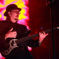 Clutch shines, Primus cruises at CMCU Amphitheatre