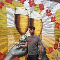 Osiris Rain Battles Heatstroke and a Broken Ankle to Complete NoDa Mural
