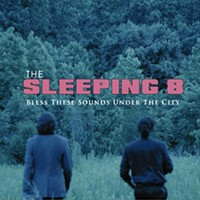 "VIDEO PREMIERE: Bless These Sounds Under the City, ""The Sleeping 8"""