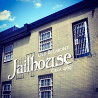 Belmont's Jailhouse is the Slammer You Can Drink In