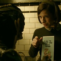 <i>The Shape of Water</i> makes a splash