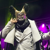 George Clinton's still funking things up