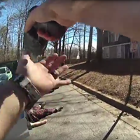 GRAPHIC VIDEO: CMPD Releases Body Cam Footage of February Police Shooting