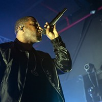 A$AP Ferg buzzes the Fillmore