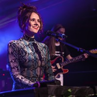 Kate Nash's energetic pop lights up The Underground