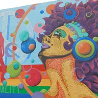 Plaza Midwood Mural Tour