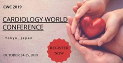 Cardiology World Conference CWC 2019 - Uploaded by Elsa Victoria