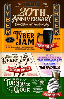 Tyber Creek Pub's 20th Anniversary - Uploaded by Heather Sonnentag