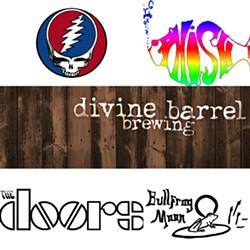 Bullfrog Moon brings Jam band music to Divine Barrel this Saturday - Uploaded by Bullfrog Moon