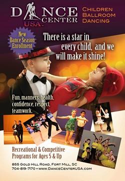 Junior Dance Classes - Uploaded by Dance Center USA