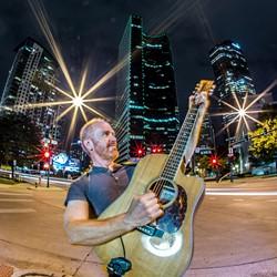 Mike Masse in Concert in Charlotte: Epic Acoustic Classic Rock - Uploaded by evvnt platform