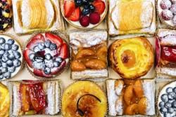 sweet treats on display - Uploaded by ajnewso2