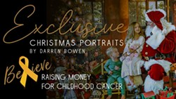 Exclusive Christmas Portraits - Uploaded by Darren Bowen Photography