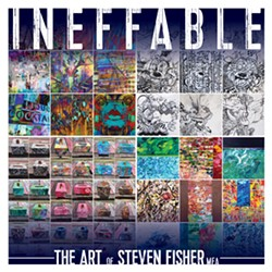 Ineffable - Uploaded by Steven Fisher