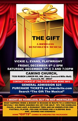 The Gift The Musical - Uploaded by Vickie BroadwayonmyMind Evans