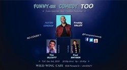 @FunnyishComedy - Uploaded by Tim O