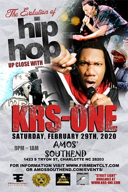 KRS One Live @ AMOS - Uploaded by FirmEntertainment