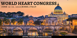 Cardiology Conferences Banner - Uploaded by heart congress