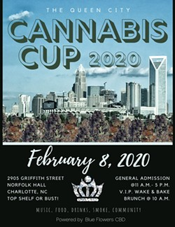 QC Cannabis Cup 2020 - Uploaded by Alan Watts
