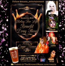 Relay for Life : Benefit Drag Show - Uploaded by TheHouseofMann