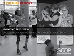 Dancing the Poem Workshop - Uploaded by sarahcouncildance