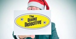 The Dinner Detective Interactive Murder Mystery Show   Charlotte, NC - Uploaded by evvnt platform