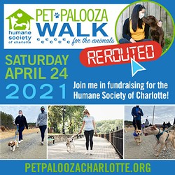 Join us for Pet Palooza to benefit the Human Society of Charlotte! - Uploaded by jdw252