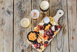 Lower Left Brewing Co: Charcuterie Boards with Sweet Spot - Uploaded by Callie Wamsley Langhorne