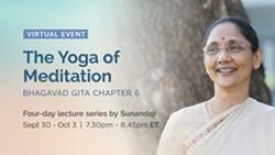 The Yoga of Meditation - Uploaded by Vedantausa