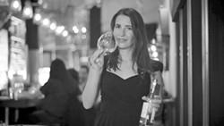 Laura Maniec (Photo courtesy of Corkbuzz)