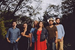 The Black Lillies (Photo by Joseph Llanes)