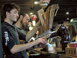 Legion Brewing is now open in Plaza Midwood. (Photo by Ryan Pitkin)