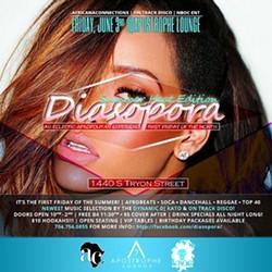 Diasopora - An Eclectic Afropolitan Experience (Summer Heat)