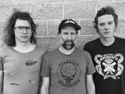 Built To Spill (Photo by Laurence Bishop)