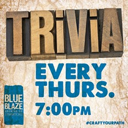 Thursday Trivia with QuizCLT