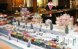 Exhibit Sneak Peek: Toys, Games, & Trains!
