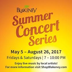 Blakeney Summer Concert Series