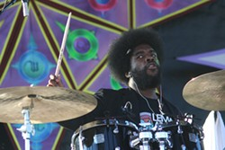 ?uestlove of The Roots (The Echo Project, Atlanta, Oct. 12-14)