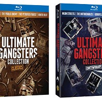 Ultimate Gangsters Collection Blu-rays a gangster's paradise