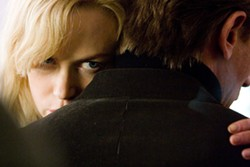 PETER SOREL / WARNER BROS. - UP CLOSE AND IMPERSONAL: Nicole Kidman in The Invasion