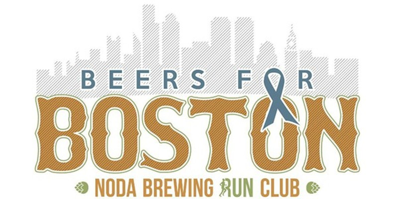 Upcoming: Beers for Boston at NoDa Brewing