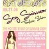 Upcoming: Sexy Swimwear Fashion Show