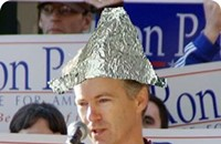 It's official! Rand Paul is a goofball moron