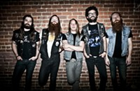 Valient Thorr at Tremont Music Hall tonight (6/12/13)